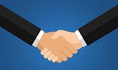 agreement hand shake