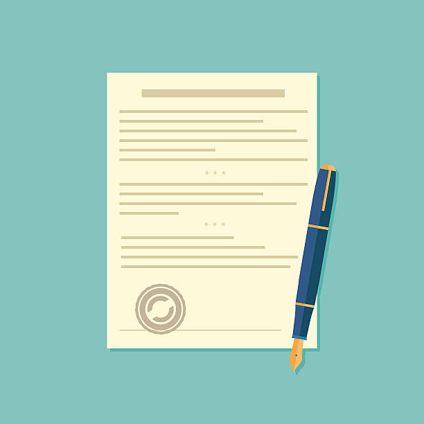 royalty free legal document clip art vector images illustrations