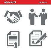 Agreement Icons