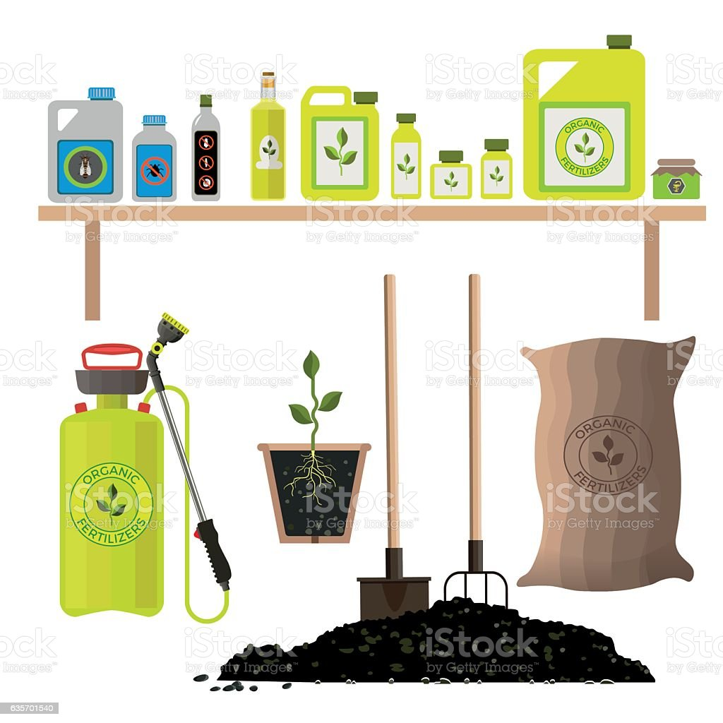 Agricultural items for fertilizing royalty-free agricultural items for fertilizing stock vector art & more images of agriculture
