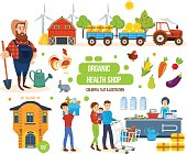 Agricultural products, livestock, purchase, sale of goods and delivery