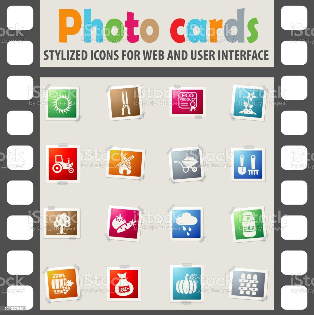agriculture icon set Lizenzfreies agriculture icon set stock vektor art und mehr bilder von auszeichnung