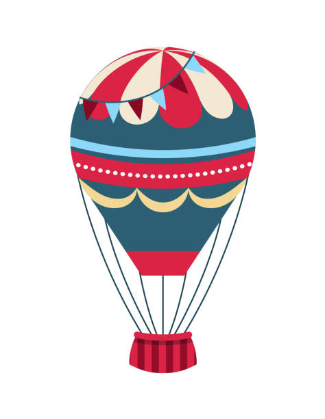 Top 60 Hot Air Balloon Ride Clip Art Vector Graphics And