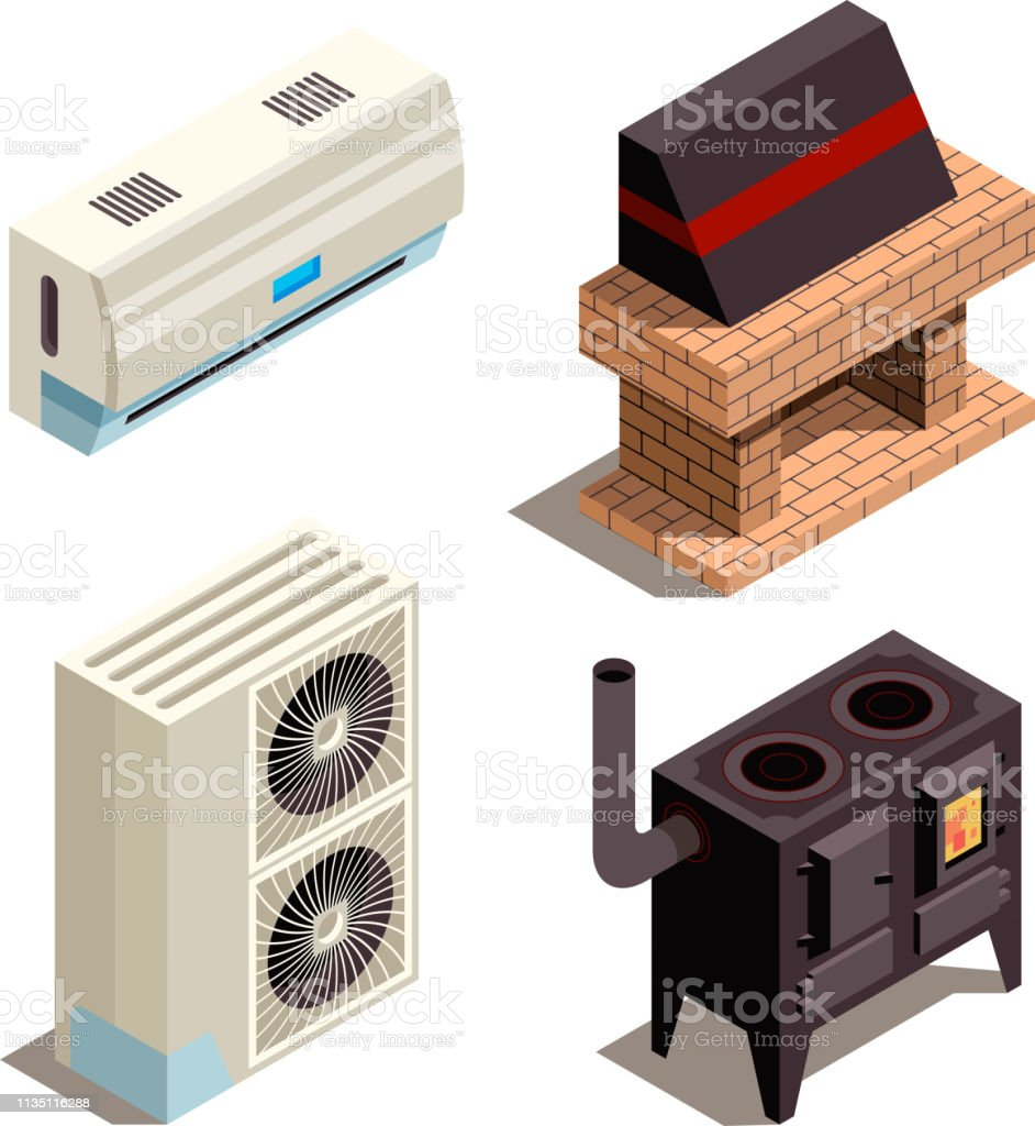 Air Conditioning Systems Cooling Heating Generators