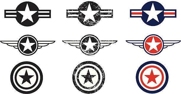 US Air Force Insignias - Armed Forces US Air Force Insignias - Armed Forces. Three graphic versions of US Air Force Insignias. Check out my