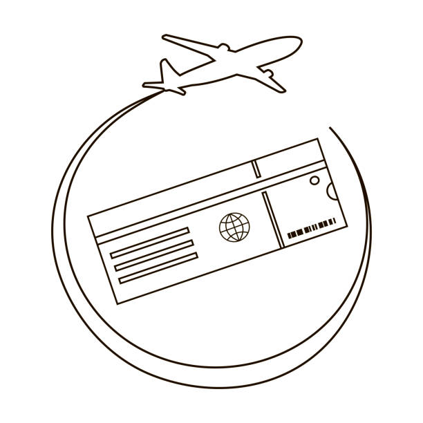 Air Line Icon