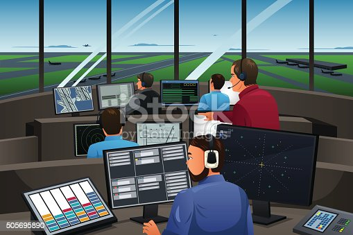 Air Traffic Control Royalty Free Vector Clip Art Illustration - Air Traffic  Control Royalty Free Vector Clip Art Illustration - Free Transparent PNG  Clipart Images Download