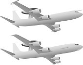 AWACS Airborne Warning and Control System Aircraft
