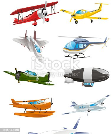 Airplane collection, with aircraft, airbus, airliner, large gasbags, airship, fixed wing aircraft, monoplane, biplane, rotary wing aircraft, gliders, kites, aircraft engines, propeller aircraft, airscrews, jet aircraft, helicopter, airspeed, military aircraft, allies, model aircraft.