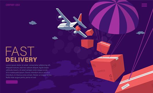 Airplane cargo