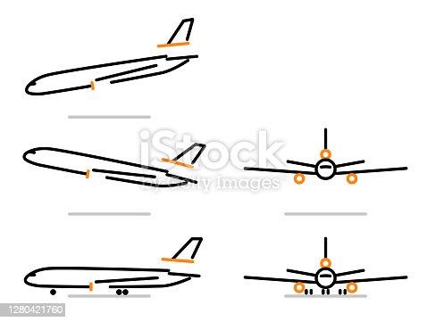 istock airplane icon 1280421760