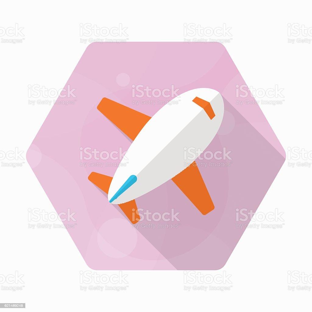 Aereo icona  aereo icona - immagini vettoriali stock e altre immagini di aereo di linea royalty-free