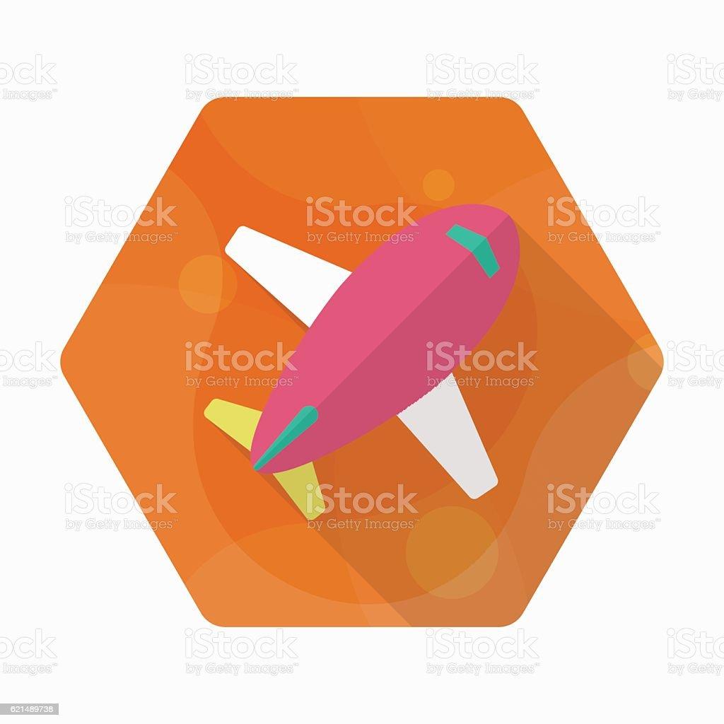 Flugzeug icon  Lizenzfreies flugzeug icon stock vektor art und mehr bilder von abheben - aktivität