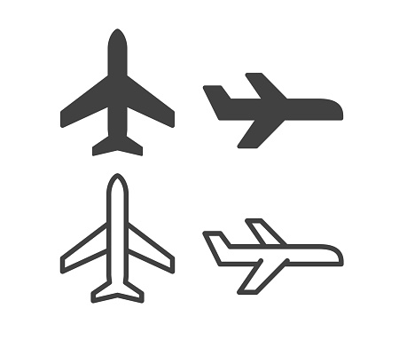Free Airplane Icon Airplane Icons Png Ico Or Icns
