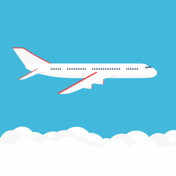 Best Emirates Airlines Illustrations Royalty Free Vector