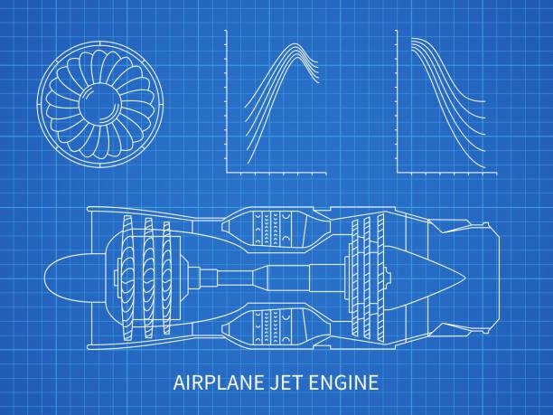 Royalty Free Jet Turbine Clip Art Vector Images Illustrations