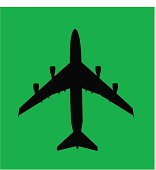 Airplane ( Vector )