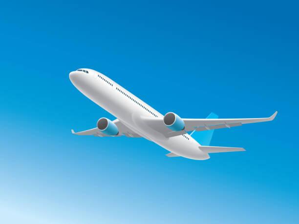 飛行機 - 飛行機点のイラスト素材/クリップアート素材/マンガ素材/アイコン素材
