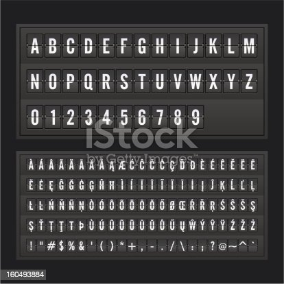 Mechanical board