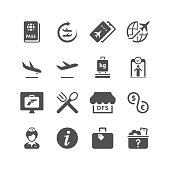 Unique airport related icon can beautify your designs & graphic