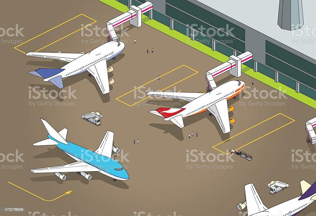 airport royalty-free airport stock vector art & more images of air vehicle