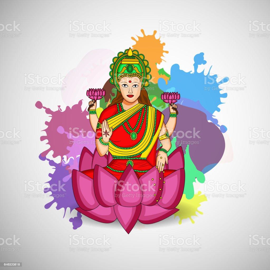Akshaya Tritiya Background Stock Vector Art More Images Of