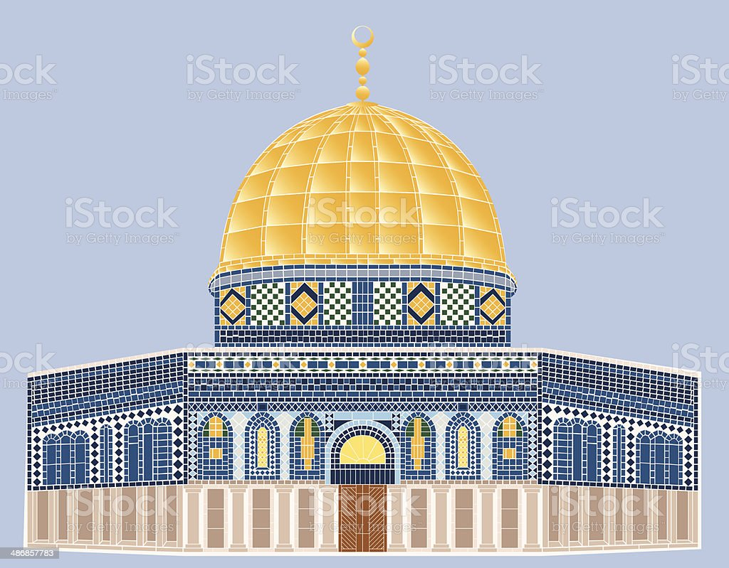 Gm Capital One >> Alaqsa Mosque Stock Vector Art & More Images of Allah - iStock