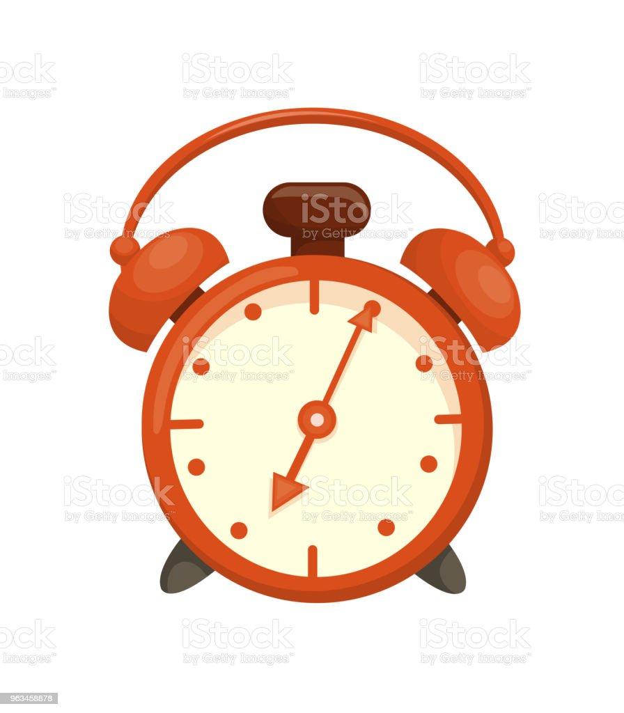 alarm clock - Grafika wektorowa royalty-free (Alarm)