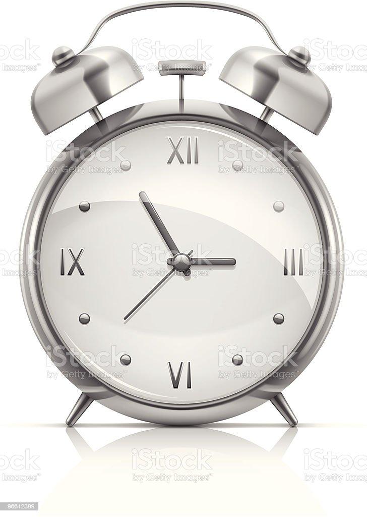 Alarm Clock - Royalty-free Accuracy stock vector