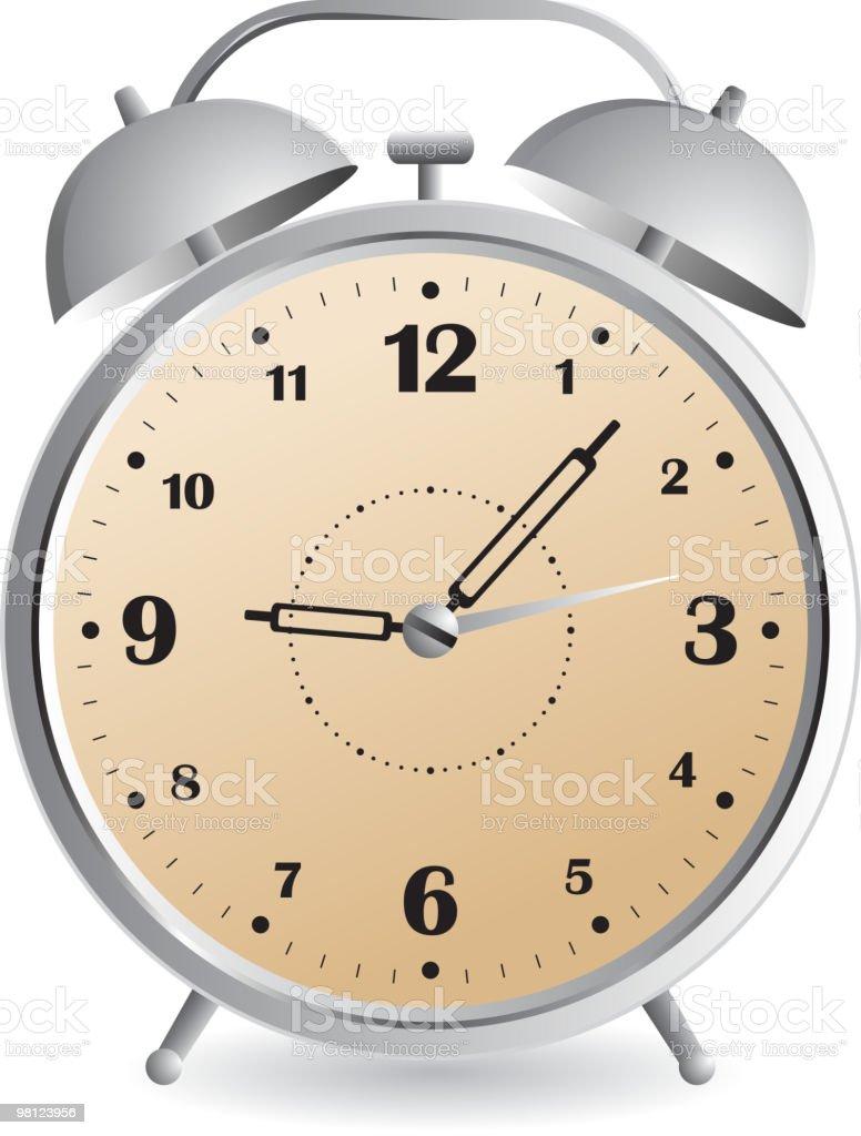 알람 시계 royalty-free 알람 시계 0명에 대한 스톡 벡터 아트 및 기타 이미지