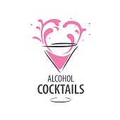alcoholic cocktails icon