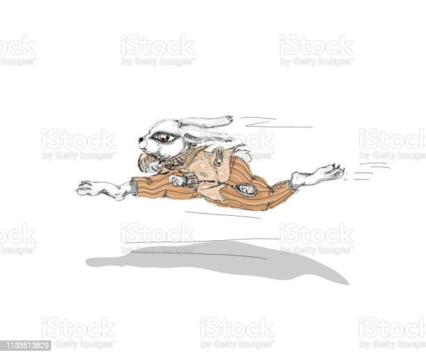 Alice in wonderland running white rabbit watercolor hand drawn vector id1133513829?b=1&k=6&m=1133513829&s=612x612&h=vrrgybhoqn0 v22ox2o1ymsgrpu3as8yxwqtdym3sea=