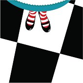 Alice shoes.  Please see some similar pictures in my lightboxs: