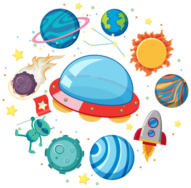 solar system clipart - photo #9