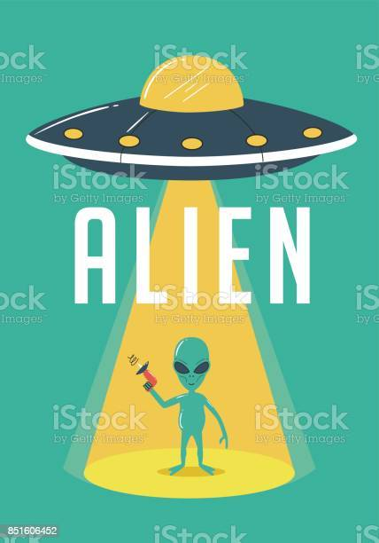 Alien and ufo illustration vector id851606452?b=1&k=6&m=851606452&s=612x612&h=nniefnx xjn2gblipiatmcttbcrq0g5cr25osgfmtla=