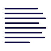 istock Align Left Icon on Transparent Background 1284469841