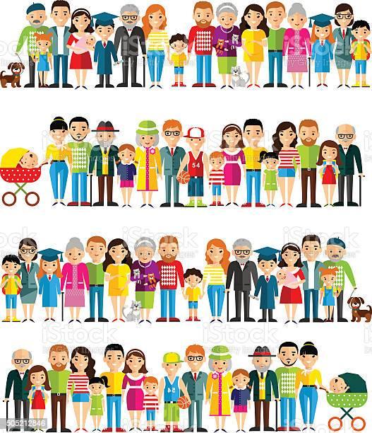 All age group of european people vector id505212846?b=1&k=6&m=505212846&s=612x612&h=bil791fxovrb6zgvkrrlelrfdwuhuqysrfdugf1sllk=