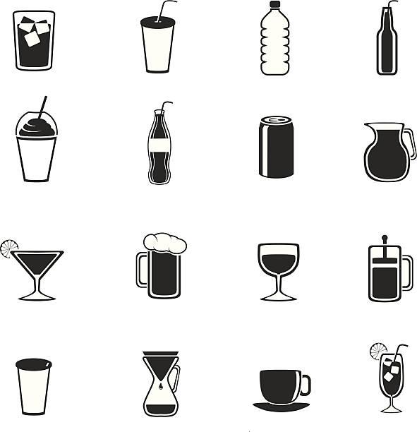 ilustrações, clipart, desenhos animados e ícones de todas as bebidas - tea drinks