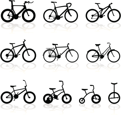 All Kinds of Bikes