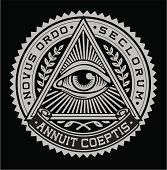 All Seeing Eye Crest