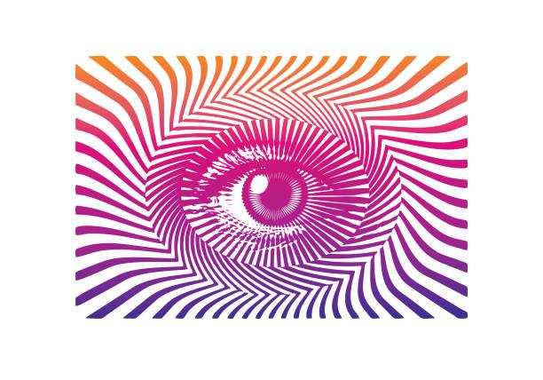all seeing eye - lodge member stock illustrations