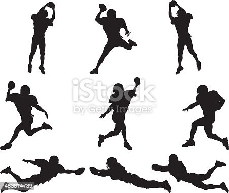 All star football player silhouettes imageshttp://www.twodozendesign.info/i/1.png