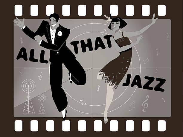 All that Jazz - Illustration vectorielle