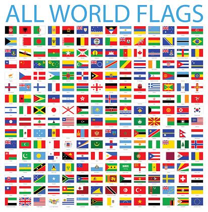 所有世界標誌向量圖示集向量圖形及更多中國國旗圖片