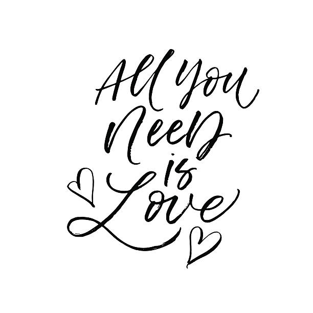 Download Royalty Free All You Need Is Love Clip Art, Vector Images ...