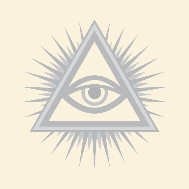 Royalty Free All Seeing Eye Clip Art Vector Images Illustrations