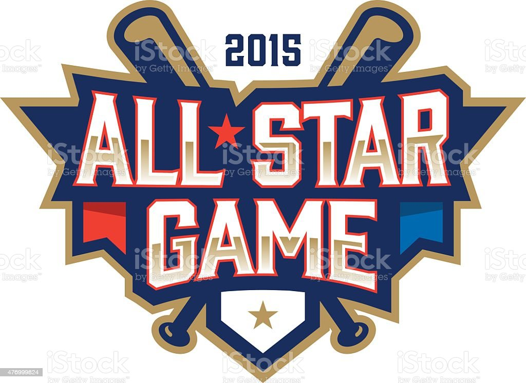 All-Star Game royalty-free allstar game stock vector art & more images of 2015