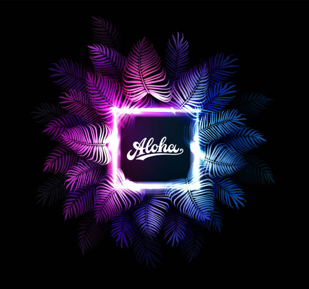Tropical Neon Free Vector Art 84 Free Downloads High quality tropical leaves inspired laptop sleeves by independent artists and designers from around the world. tropical neon free vector art 84 free downloads