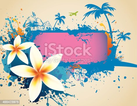 Aloha Illustration