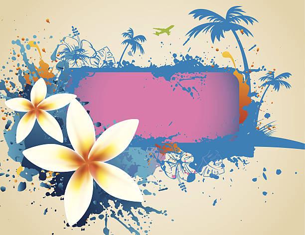 ilustrações de stock, clip art, desenhos animados e ícones de ilustração de aloha - viagens anos 70